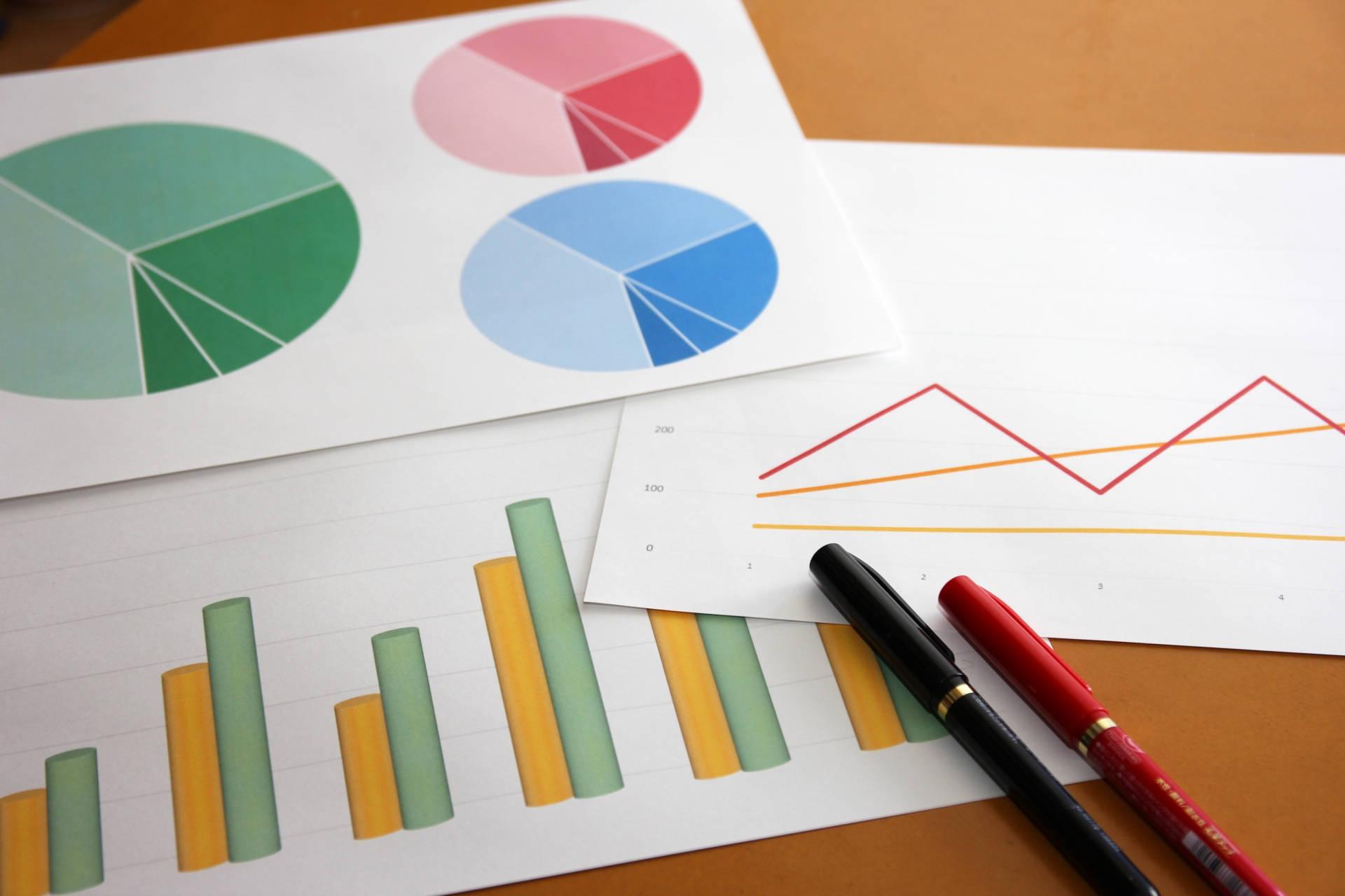 営業の売上予測計算方法:売上予測レポート2つの作り方 | Senses Lab. | アイキャッチ画像