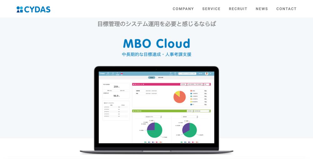 人事評価システム(タレントマネジメント)7選!機能・価格を比較|Senses lab. |MBO Cloud
