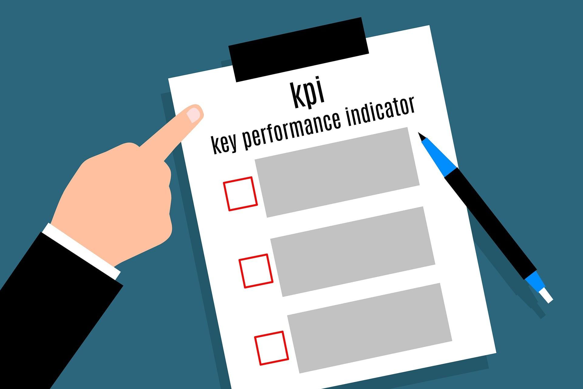 KPIとは?営業のKPI設定方法と実際に使える営業活動の5つのKPI|Senseslab|top