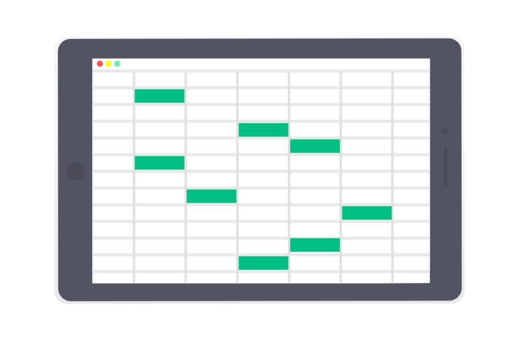 営業必見!エクセルでの案件管理・進捗管理のポイントとその限界 Senses Lab. top