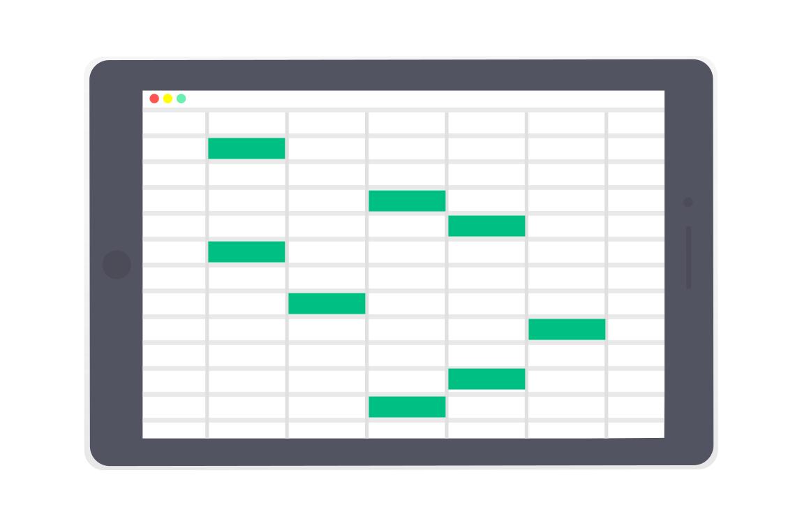 営業必見!エクセルでの案件管理・進捗管理のポイントとその限界|Senses Lab.|top