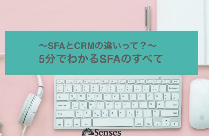ERP CRM/SFA