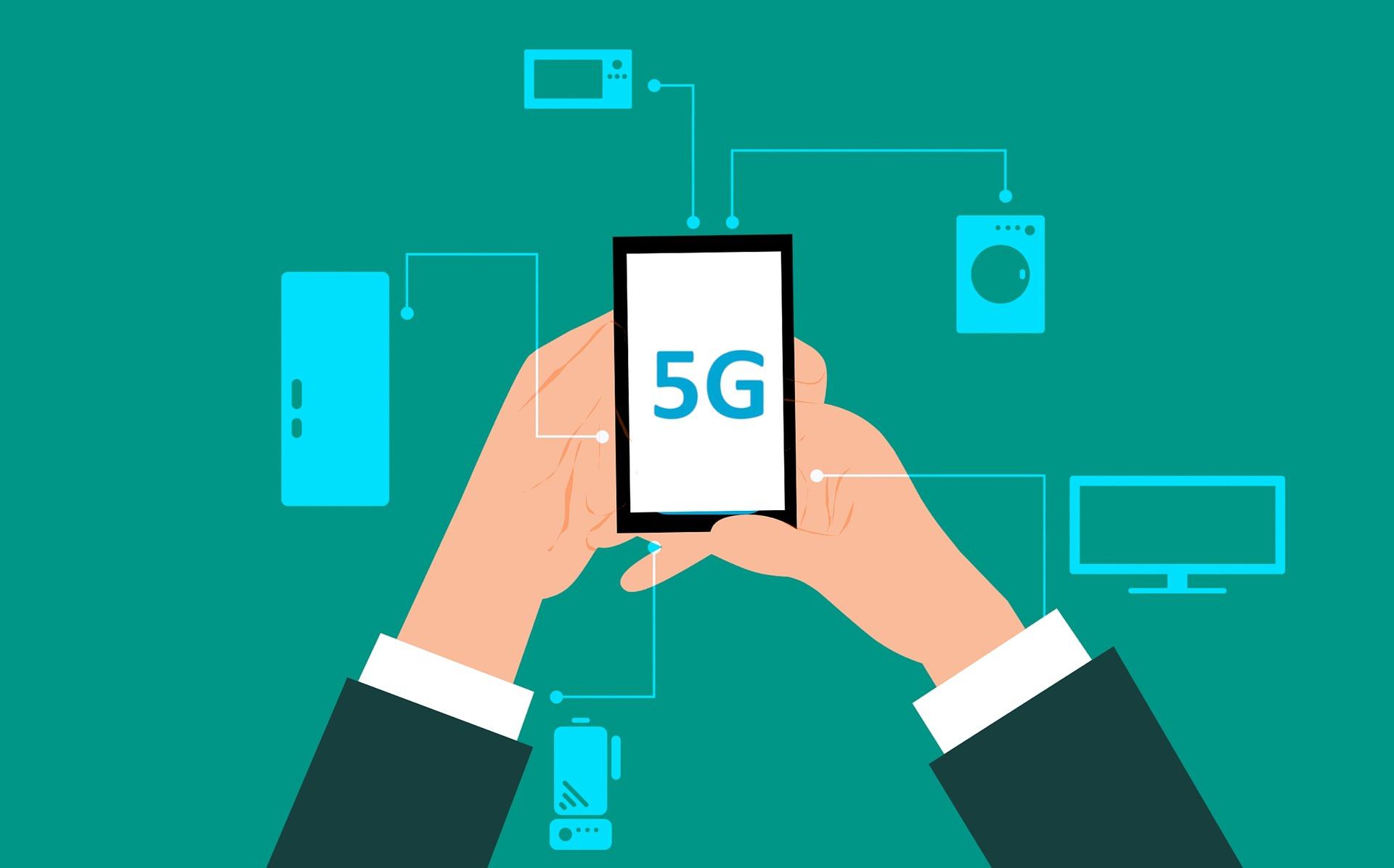 5Gによって変わるビジネス
